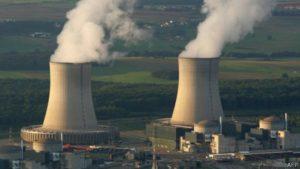 Planta Nuclear en Francia