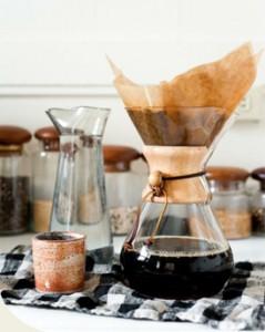 filtrar café