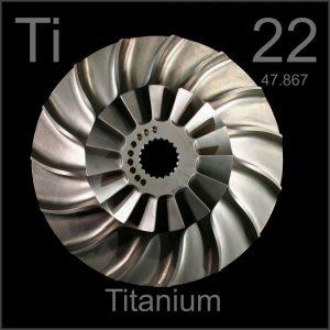 elemento qumico titanio
