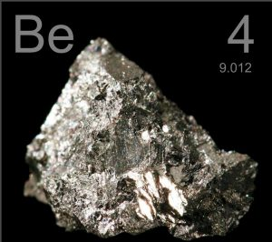 berilio elemento