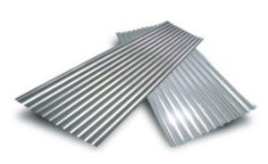 Techos/tejas de zinc