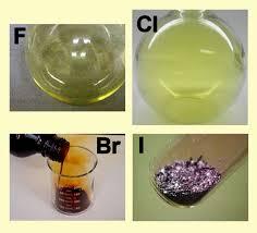 Grupo 17 de la tabla peridica halgenos qumica en casa estados de la materia de los halogenos urtaz Image collections
