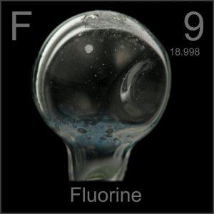 Flúor: Elemento cabecilla de grupo