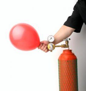 Grupo 18 de la tabla peri dica gases nobles qu mica en - Llenar globos con helio ...